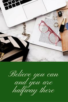 Believe you can and you're halfway there !  Glasses   Pierre Cardin Pic   @sineadcrowe
