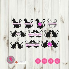 Excited to share the latest addition to my #etsy shop: cat svg,cat monogram,cat svg,cat monogram svg,cat cut file,cat dxf,cat svg files,cat svg designs,cat prints,cat clip art,cat svg cut file http://etsy.me/2iMc5wg