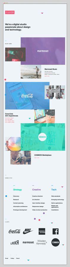 30 Minimal Website Designs - UltraLinx