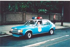 Philly Police cars over the years