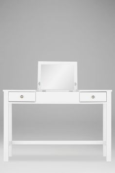 Buy Lulworth Dressing Table from the Next UK online shop Corner Dressing Table, Bedroom Dressing Table, Next Uk, Uk Online, Bedroom Furniture, Office Desk, Master Bedroom, Sweet Home, Luxury