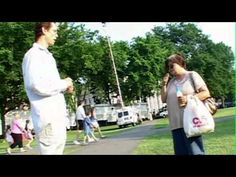 Jason Westerfield Healing Bus Fare Lady: From Finger of God