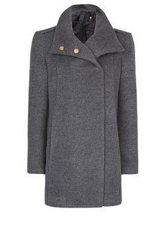 MANGO+-+Wool+coat