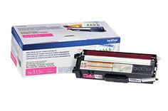Brother TN315M Toner Cartridge for Brother Laser Printer Toner – Retail Packaging – Magenta