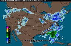 Intellicast - Estimated Precipitation in United States