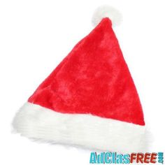 Bargain World Fluffy Soft Christmas Lint Santa Hat ** Click image for more details. Christmas Hat, Best Christmas Gifts, Post Free Ads, Baby Keepsake, Santa Hat, Seasonal Decor, Party Supplies, Christmas Decorations, Hats