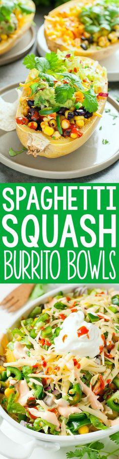 These Spaghetti Squa