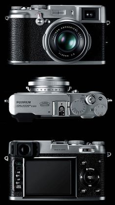 Finally! A camera that feels like a camera not a computer!