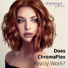 Does Chromaplex really work? We wanna hear from you! Send us your results or reviews to be featured. Red Hair Woman, Strawberry Blonde, Hair Transformation, Fashion Beauty, Long Hair Styles, Adele, Face, Portraits, Random