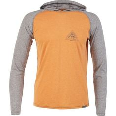 Columbia Sportswear Men's Trail Shaker Hoodie (Gold/Silver, Size X Large) - Men's Outdoor Apparel, Men's Longsleeve Outdoor Tops at Academy Sports