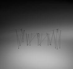 Match light sculptures by Jordi Vilardell & Meritxell Vidal for Vibia lighting