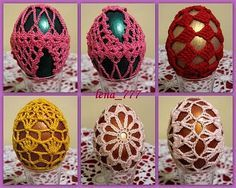 Crochet Easter Egg Pattern – Free Patterns For Crochet Easter Egg Pattern, Easter Crochet Patterns, Crochet Stone, Form Crochet, Easter Toys, Easter Crafts, Filet Crochet Charts, Holiday Crochet, Beading Tutorials