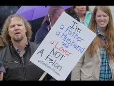 Sister Wives: Family Joins Polygamy Ban Protest in Utah (Video)