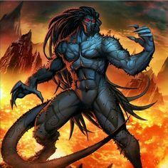 Hi ther guys! this is an image if did time ago for the game Marvel War of Heroes about one of my favorite villains from Marvel comics (and also one of m. Marvel Villains, Marvel Comics Art, Marvel Heroes, Marvel Characters, Fantasy Characters, Dark Fantasy Art, Blackheart Marvel, Comic Books Art, Comic Art