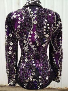 Showmanship outfit by Lindsey James Show Clothing