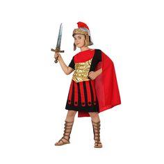 Disfraz de Romano Dorado #disfraces #carnaval