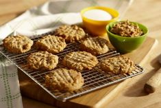 Ne vadászd tovább az igazit! Three Ingredient Peanut Butter Cookie Recipe, Flourless Peanut Butter Cookies, Whole Foods, Whole Food Recipes, Cookie Recipes, Cooking Fresh Pasta, Easy Pasta Recipes, Naan, Recipe Using