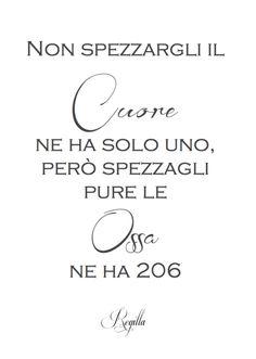 Regilla ⚜ Le ossa...