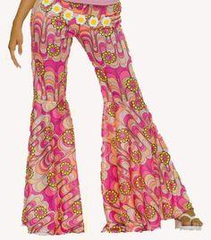 Moda Años 1970