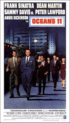 1960 - Ocean' s 11 - Starring The Rat Pack