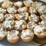 Spinach Artichoke Bites | Food Recipe Share