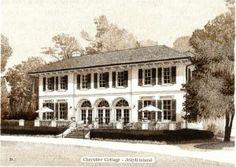 Cherokee...You'll want to see this! - Jekyll Island Club Hotel! Beautiful Art! #MarkTablerArt