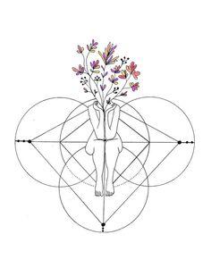circulos conexion con la naturaleza