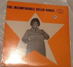HELEN HUMES: The Incomparable LP Jazz jAZZOLOGY j55 stereo NEW in Shrink