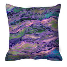 MARBLE IDEA LAVENDER Suede Throw Pillow Cover Decorative Cushion Pink Purple by EbiEmporium, #pastel #colorful #purple #lavender #pink #feminine #marbledecor #marbled #marble #agate #swirls #watercolor #abstractart #homedecor #throwpillow #purplepillow #purpledecor #decoration #decorative #pillowcover #suedepillow #suede #ebiemporium #modern #bedroomdecor #bedding #2016style #trendy #elegant #girly