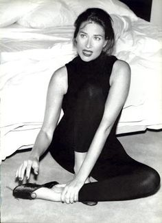 Truly Enthusiastically: WOMAN TO WOMAN: DONNA KAREN FALL/WINTER 1994