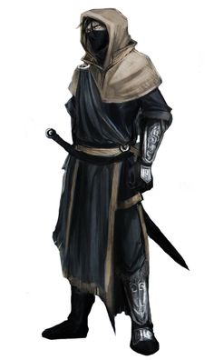 PanzerTheTank @ Deviant Art Looks like a cross between a mage and an assassin