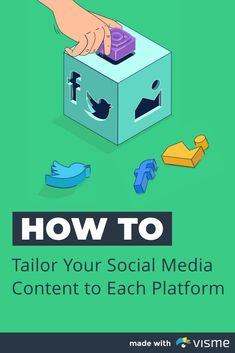 Social media, and the tools that come along with it – offers an opportunity to distribute content, reach new readers and engage audiences. Remember, just because you wrote something great, doesn't mean people automatically know about it. Each social chan