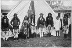 Native American Images: Apache