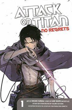 Attack on Titan: No Regrets 1: Amazon.de: Gun Snark, Hikaru Suruga, Hajime Isayama: Fremdsprachige Bücher