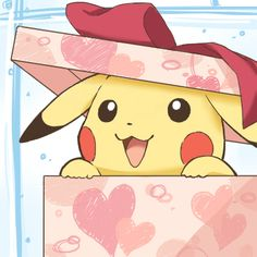 surprise Pikachu....I want one!!
