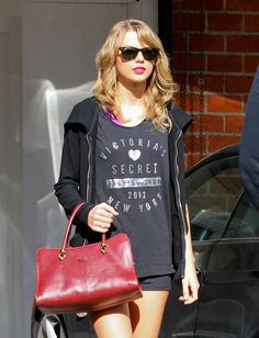 Tay out on the town!
