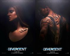 Divergent, First Look & Official Trailer | Five Dollar Shake