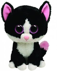 Ty Beanie Boos Elephant and Monkey Plush Doll Toys for Girl Rabbit Fox Cute Animal Owl Unicorn Cat Ladybug With Tag 6 Ty Beanie Boos, Beanie Babies, Ty Stuffed Animals, Plush Animals, Cute Animals, Stuffed Toys, Ty Peluche, Boo And Buddy, Gato Animal