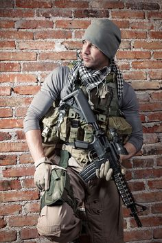 PMC soldier loadout