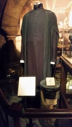 Snape's clothes