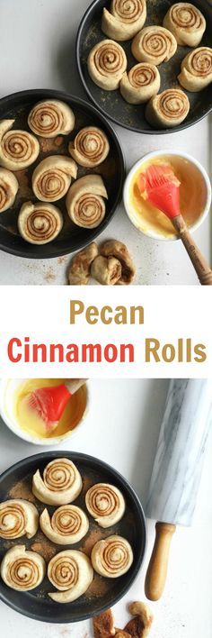 Easy-to-make and delicious Pecan Cinnamon Rolls