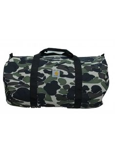 13d0e48e6227 Buy Carhartt Duffle Bag in Camo at Northern Threads - With fast delivery  and discounts