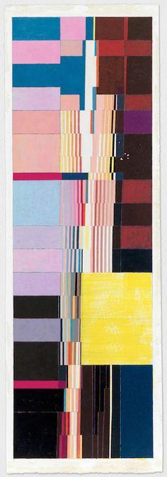 Manhattan 2004. Print by Jeremy Gilbert-Rolfe