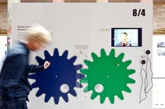 Interactive Exhibition, Exhibition Booth, Museum Education, Design Museum, Exhibit Design, Science Museum, Display Design, Motion Design, Installation Art
