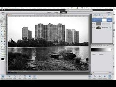 Creating a Digital Negative for Cyanotypes - YouTube