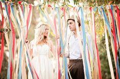 Lovebird Productions: Lovely Wedding & Relationship Blog: Romantic DIY Boho Styled Shoot