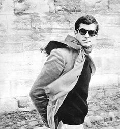 We Had Faces Then — Anthony Perkins in Paris, 1962