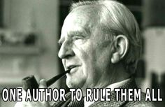J.R.R. Tolkien---How great and true for him to be my 1,000 pin on this board! <3  What an amazing world this man created!  === ALL LOTR/Hobbit/Tolkien pins from THIS POINT ON will be pinned on my new LOTR/Hobbit part 2 board!  \(^o^)/