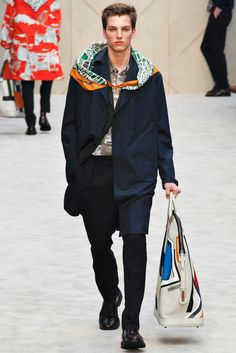 Burberry Prorsum Fall 2014 Menswear - Collection - Gallery - Style.com