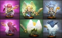 Arcadia Quest Inferno Angels